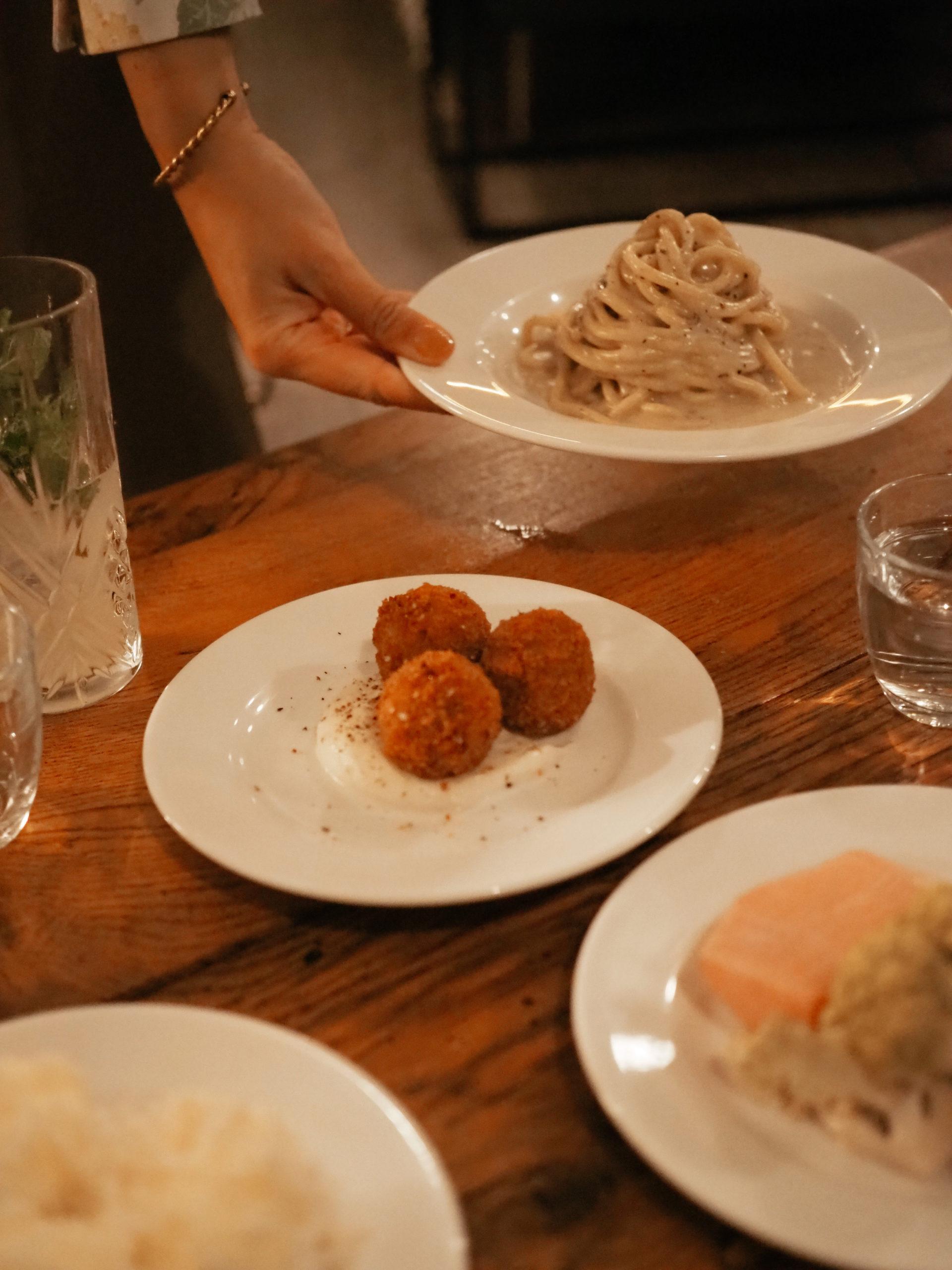 ultimo restaurant Lyon